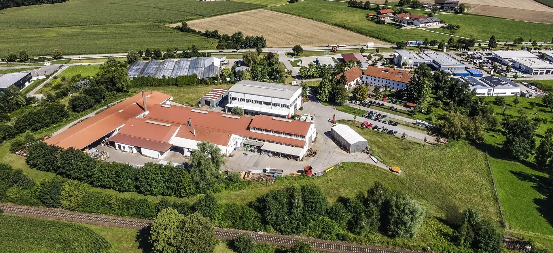 Luftbild Maasch & Kirsch